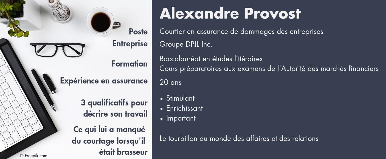Fiche Alexandre Provost